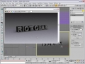 [After Effects Tutorial] 3D Text in 3DS Max - English