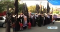 [07 Nov 2012] Palestinians protest in front of International Committee of Red Cross - English