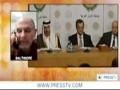 [13 Nov 2012] US Britain using UN to take Syria Lawrence Freeman - English