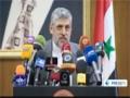 [14 Nov 2012] Damascus pays tribute to Press TV\'s correspondent Maya Nasser - English
