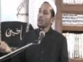 [02] Muharram 1434 - Waqaya-e-Karbala aur Falsafa-e-Ebrat - Moulana Agha Munawar Ali - Urdu