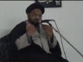 [05] Muharram 1434 - Asr-e-Hazir Mein Muhabbat-e-Rasool (saws) Ke Taqaze - Moulana Taqi Agha - Urdu
