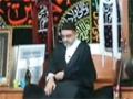 [01] Muharram 1434 - Qualities of those who help Imam A.S - Maulana Syed Ali Murtaza Zaidi - Urdu