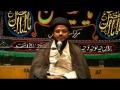 [08] Muharram 1434 - Prophet Mohammad (s) in the Eyes of Imam Hussain (a.s) - H.I. Syed Tasdeeq - Urdu