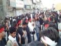 Yawm-e-Ashur 1434 - Lahore Juloos - Noha - Labbaik Ya Hussain (as) - Urdu