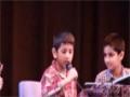 Grade 3 - Wali-ul-Asr School - Drama competition English