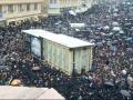 وداع مردم قم با ضریح امام حسین ع New Zarih of Imam Hussain (a.s) Shrine in Qom - Farsi