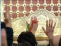 بدرقه ضریح جدید حرم امام حسین ع Farewell from New Zareeh of Imam Hussain (a.s) - Farsi