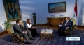 [30 Nov 2012] Morsi promises to eliminate constitutional declaration - English