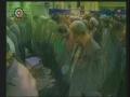 Ayatullah Khamenei leading Salaat - Prayer