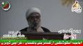 [یوم حسین ع] Speech H.I. Sheikh Hasan Salahuddin - Dawood Eng College - 18 Muharram - Urdu