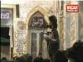 Majlis Bhi Sada Hogi Matam Bhi Sada Hoga - Haider Mehdi Noha 2012-13 - Urdu