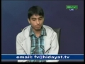 [Clip] Family Values - H.I Syed Jan Ali Kazmi on Hidayat tv - English