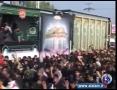 استقبال ضريح الامام الحسين من قبل اهالي خوزستان - Arabic
