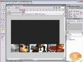 Learn Flash - Scrolling Thumbnails with Mouse Control - English
