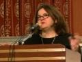 Gaza Fundraising Event ISYR Toronto - Joan Macneil (CJPME) - December 2012 - English
