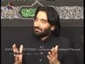 [Noha] Nadeem Sarwar Reciting Khutba Bibi Zainab (s.a) at Ahlebait TV London - Urdu