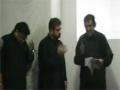 [Nauha] Ab Tau Ajao Ay Shahanshahe Wafa - Br. Mohsin - 30 Dec 2012 - Urdu