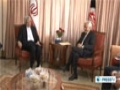 [05 Jan 2013] Secretary of Iran\'s SNSC meets Afghan officials - English