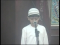 *Majlis* Imam  e Zamana and our duty - Youngest Zaakir e Imam Hussain a.s - Urdu