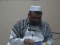 [11] Asraar-e-Hajj - Hajj 2007 - Ustad Syed Jawad Naqavi - Urdu