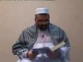 [14] Asraar-e-Hajj - Hajj 2007 - Ustad Syed Jawad Naqavi - Urdu