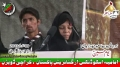 [یوم حسین ع] Speech - Mrs. Shaheed Saeed Haider Zaidi - SMC - 9 Jan 2013 - Urdu