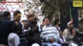 [12 January 2012] Lahore Dharna - Father of Shaheed Yasir Abbas - Urdu