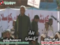[13 Jan 2013] Karachi Dharna - Speech Nihal Hashmi - PML-N - Urdu
