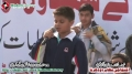 [14 Jan 2013] Karachi Dharna - Speech at Numaesh Chorangi - Urdu