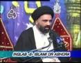 [04] Inqilab-e-Islami Infijar-e-Noor - Ustad Syed Jawad Naqavi - Urdu