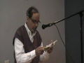 [26 Jan 2013] Qaseeda By Br.Mohammad Kazim - Windsor, Ontario - Urdu