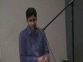 [26 Jan 2013] Naat By Br.Hassan - Windsor, Ontario - Urdu
