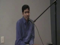 [26 Jan 2013] Naat By Br.Hassan - Windsor, Ontario - Urdu