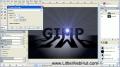 GIMP - Text Effects Supernova Text - English