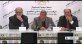 [31 Jan 2013] Palestinian members of Knesset discuss hunger striker prisoners - English