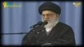 Imam Khamenei speech at the Conference on Islamic Unity   في مؤتمر الوحدة الاسلامية - Arabic