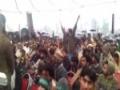 [3rd Feb 2013- Clips] Ijtima-e-Ummat-e-Rasool (saww) - Chanting Slogans - Urdu