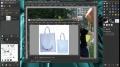 GIMP - Make a man do the shopping - English