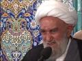 [32] شرح دعای مکارم الاخلاق - سخنرانی آیت الله ناصری - Farsi