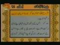 Quran Juzz 29 - Recitation & Text in Arabic & Urdu