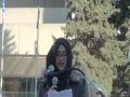 [Calgary – Protest Shia Genocide] Speech By Sister Asifa - English
