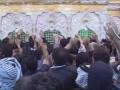 ضريح امام حسين ع New Zareeh of Imam Hossein (a.s) shrine - Farsi