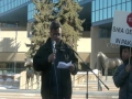 [Calgary – Protest Shia Genocide] Speech By Br. Zulqurnain Rizvi - English