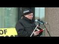 "[Toronto Protest] Shia and Sunni Killings in Pakistan Salam By Abbas Bhai \""TAIRA LASHA HAY..- Urdu"