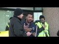 [Toronto Protest] Shia and Sunni Killings in Pakistan Noha on Imam Mehdi a.s By Brothers - Urdu