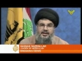 Nasrallah address Lebanon - Aljazeera - 08 May 2008 - English