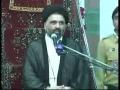 [05] Ummat Kay Uroojo Zawal me Mukhtalif Tabaqaat ka Kirdaar-3 - Ustad Syed Jawad Naqavi - Urdu