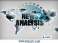[17 Mar 2013] West punishing anti Zionist Syrians - News Analysis - English