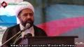 [یوم مصطفیٰ ص] Speech H.I. Amin Shaheedi- University of Karachi - 12 March 2013 - Urdu